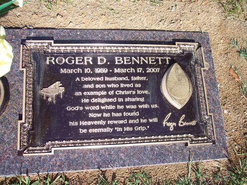 Roger's marker 2