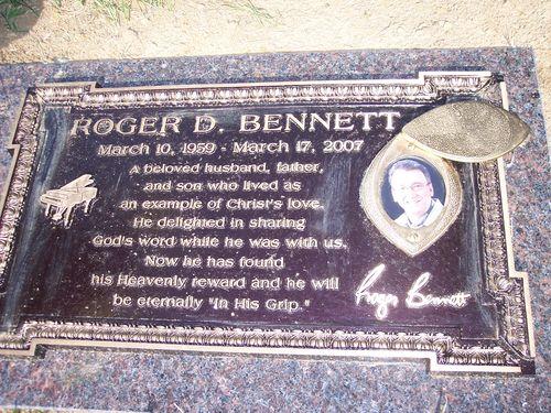 Roger's marker 6